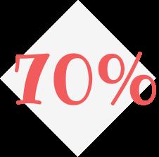 70percent-1